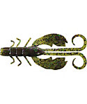 Berkley PowerBait Crazy Legs Chigger Craw Soft Bait