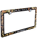 Browning License Plate Frame