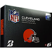Bridgestone 2015 Cleveland Browns e6 Golf Balls