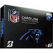 Bridgestone 2015 Carolina Panthers e6 Golf Balls