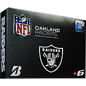 Bridgestone 2015 Oakland Raiders e6 Golf Balls