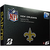 Bridgestone 2015 New Orleans Saints e6 Golf Balls