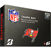 Bridgestone 2015 Tampa Bay Bucaneers e6 Golf Balls