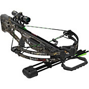 Barnett Quad Edge S Camo Crossbow Package
