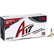 CCI A17 .17 HMR Varmint Tip Rifle Ammunition – 17 Grains
