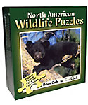 Channel Craft North American Wildlife Jigsaw Puzzle – Bear Cub