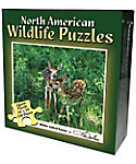 Channel Craft North American Wildlife Jigsaw Puzzle - Fawn