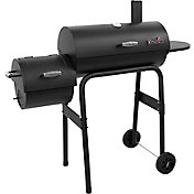 Char-Broil 430 Offset BBQ Smoker Grill