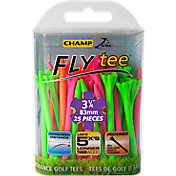 "CHAMP Zarma FLYtee 3.25"" Neon Mix Tees – 25-Pack"