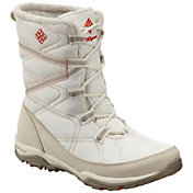 Columbia Women's Minx Fire Tall Omni-Heat Waterproof 200g Winter Boots