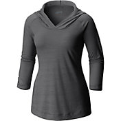 Columbia Women's See Through You Burnout Hoodie