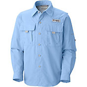 Columbia Youth PFG Bahama Long Sleeve Shirt