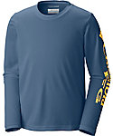 Columbia Boys' PFG Terminal Tackle Long Sleeve T-Shirt