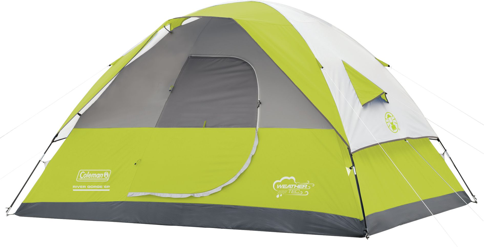 Coleman River Gorge 6 Person Dome Tent -- $64.00 at Dick's Sporting Goods online deal