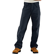 Carhartt Men's  Flame Resistant Canvas Jeans - Big