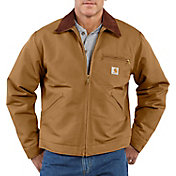Carhartt Men's Duck Detroit Jacket - Big & Tall