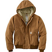 Carhartt Men's Duck Flame Resistant Active Jacket - Big & Tall