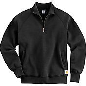 Carhartt Men's Midweight Quarter Zip Sweatshirt - Big & Tall