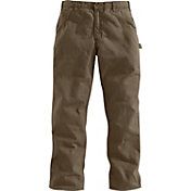 Carhartt Men's Washed Duck Work Dungarees - Big