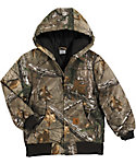 Carhartt Boys' Realtree Xtra Active Jacket