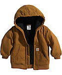 Carhartt Infant Boys' Quilted Active Jacket