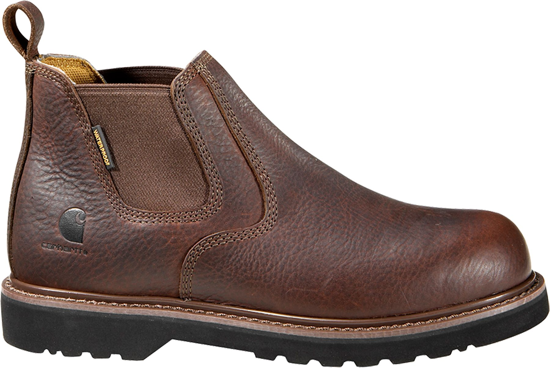 "Carhartt Men&39s Twin Gore Safety Toe 4"" Work Boots