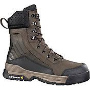 Carhartt Men's Force 8'' Waterproof Composite Toe Work Boots