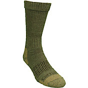 Carhartt Men's Merino Wool Comfort-Stretch Crew Socks