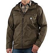 Brown Work Jacket