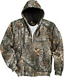 Carhartt Men's Midweight Camo Hunting Hoodie