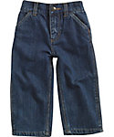 Carhartt Toddler Boys' Washed Denim Dungarees
