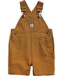 Carhartt Toddler Canvas Bib Shortall