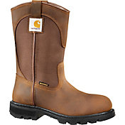 Carhartt Women's Wellington 10'' Waterproof Steel Toe Work Boots