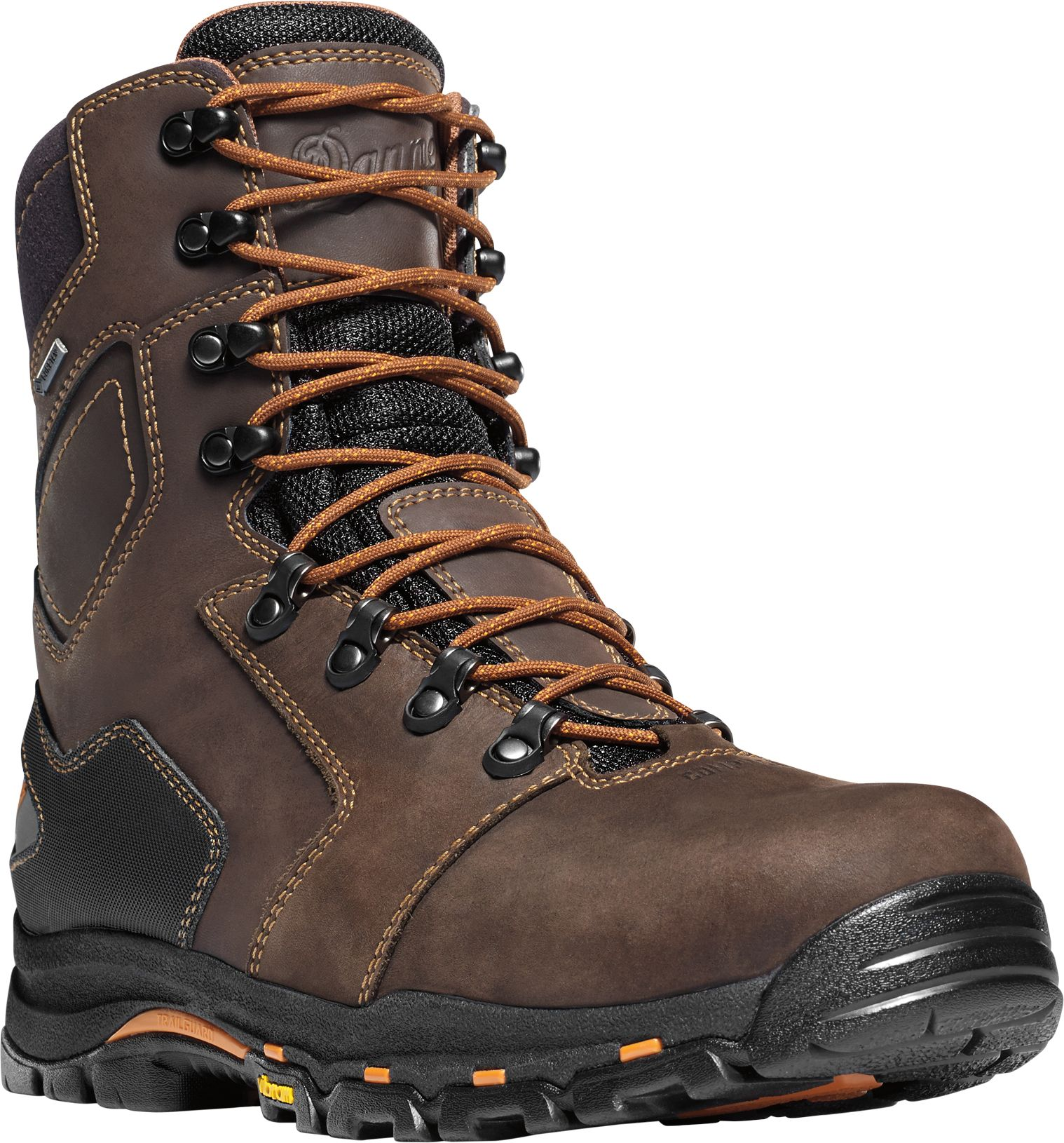 """Danner Men's Vicious 8"""" GORE-TEX Safety Toe Work Boots