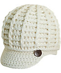 Dorfman Pacific Women's Chunky Knit Radar Hat
