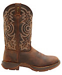 Durango Men's Rebel Round Toe Pull-On Western Boots