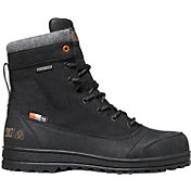 DC Shoes Men's Travis Snow-Repellant Winter Boots