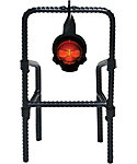 Do-All Outdoors Bonehead .22-Caliber Single Spinner Target