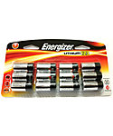 Energizer 123 Lithium Battery - 12-Pack