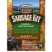 Eastman Outdoors Sausage Variety Kit