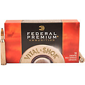 Federal Vital-Shok Nosler Partition Rifle Ammunition