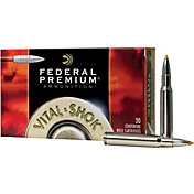 Federal .30-06 Sprg Vital-Shok Rifle Ammo – 20 Rounds