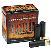 Federal Black Cloud FS Steel 1 1/2 OZ. Shotgun Ammo – 25 Shells