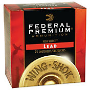 Federal Premium Wing-Shok Maximum Velocity Shotgun Ammunition