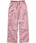Field & Stream Girls' Floral Lounge Pants