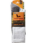 Field & Stream Terrain Tracker Crew Hiking Socks - 2-Pack