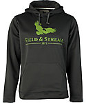 Field & Stream Men's Performance Logo Hoodie