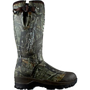 Field & Stream Men's Swamptracker Mossy Oak Country Waterproof 400g Rubber Hunting Boots