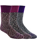 Field & Stream Women's Boot Hunting Socks - 3-Pack
