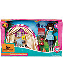 Field & Stream Doll Camping Set